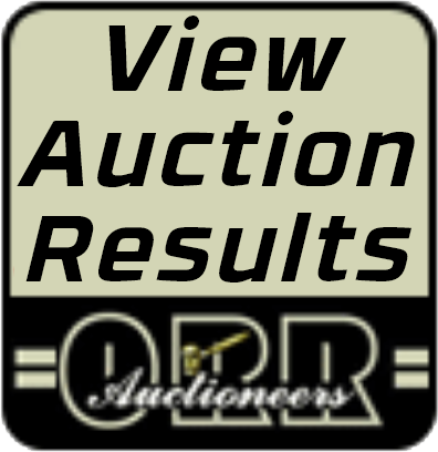 Orr Auctioneers online bidding available